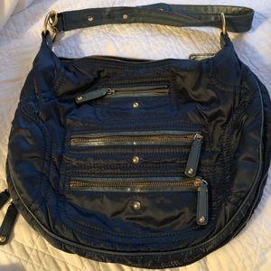 Authentic Tod's expandable shoulder bag